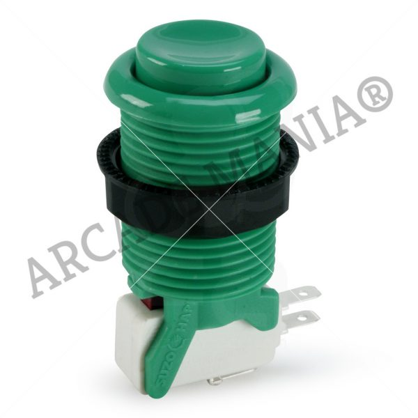 Image of Green Suzo Happ Concave Button