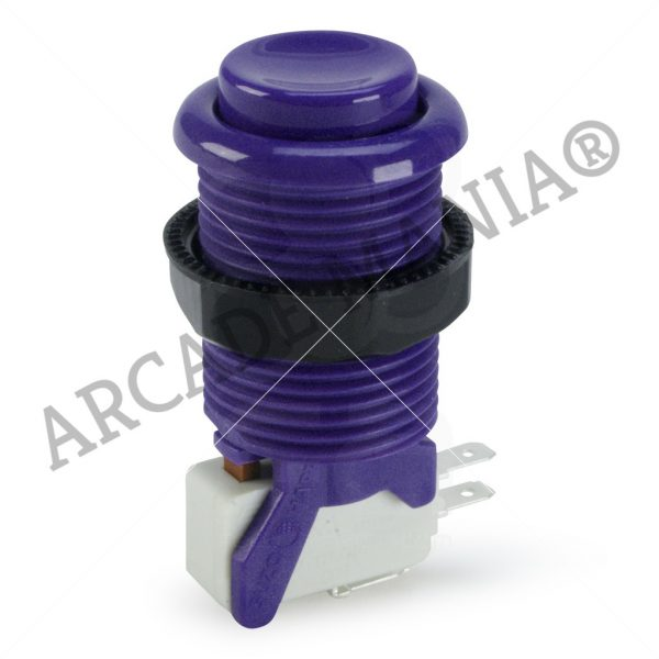 Image of Purple Suzo Happ Concave Button