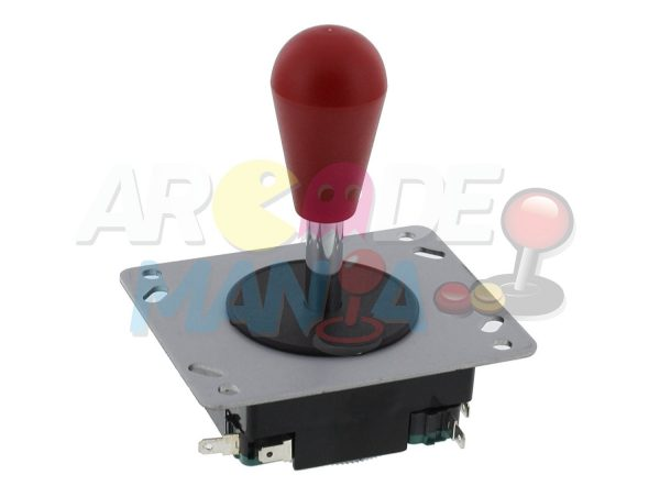 Image of Red Battop Joystick
