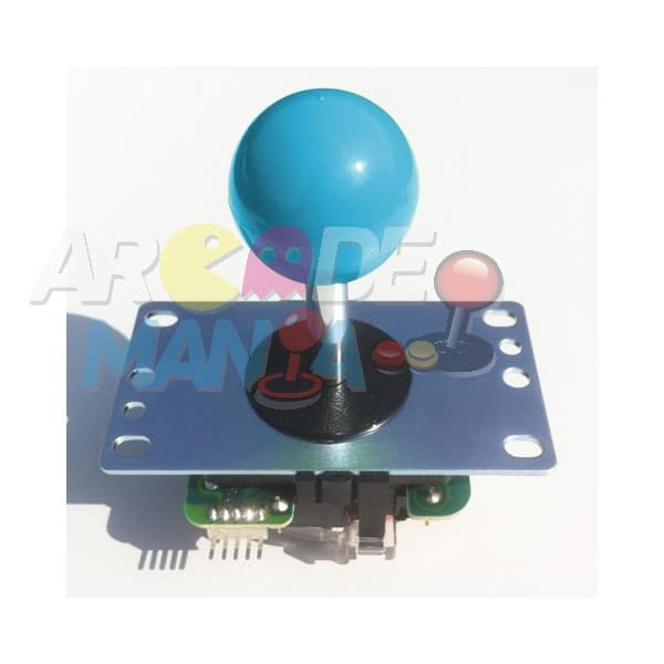 Image of Blue Balltop Joystick
