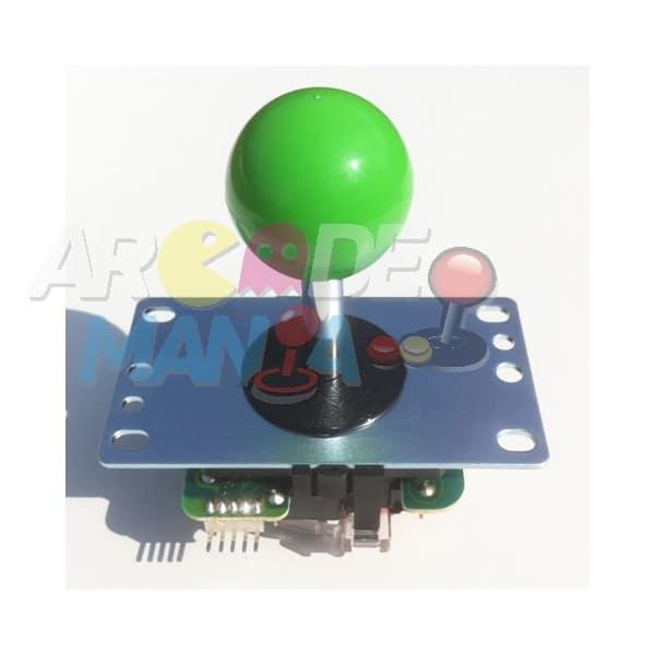 Image of Green Balltop Joystick