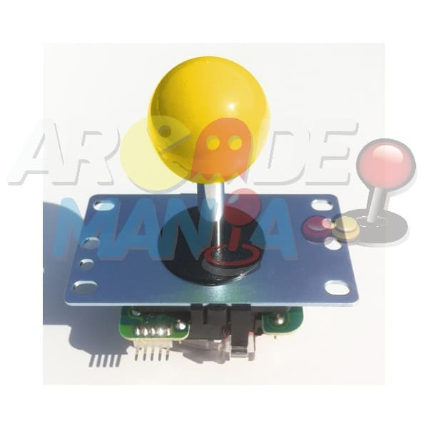 Image of Yellow Balltop Joystick