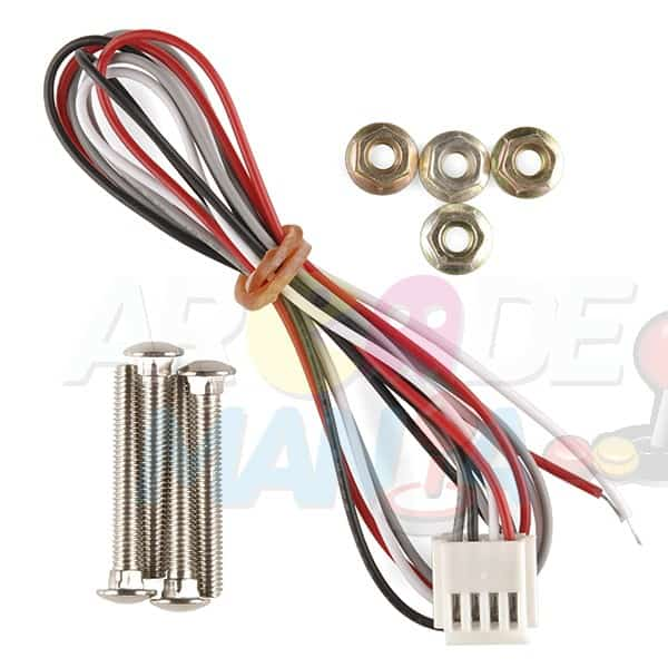Image of Multi Coin Acceptor Wiring Components