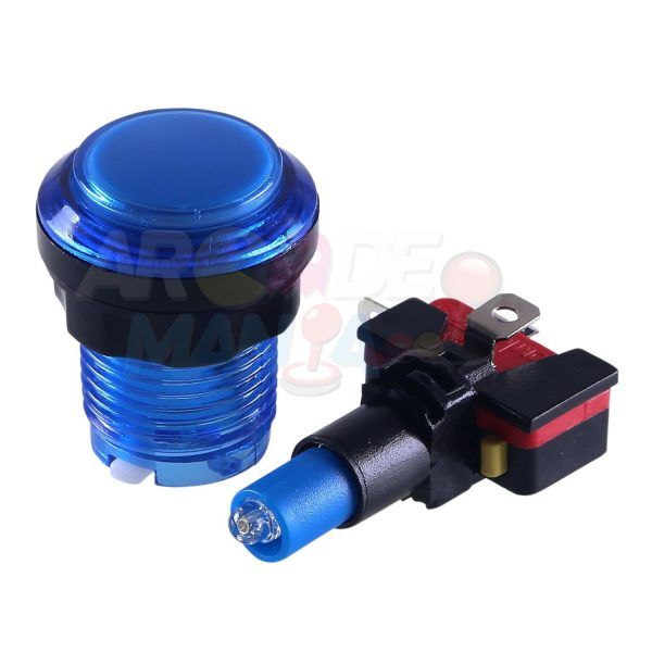 Image of Blue LED Button