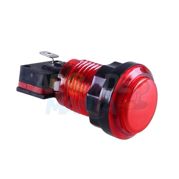Image of Red LED Button