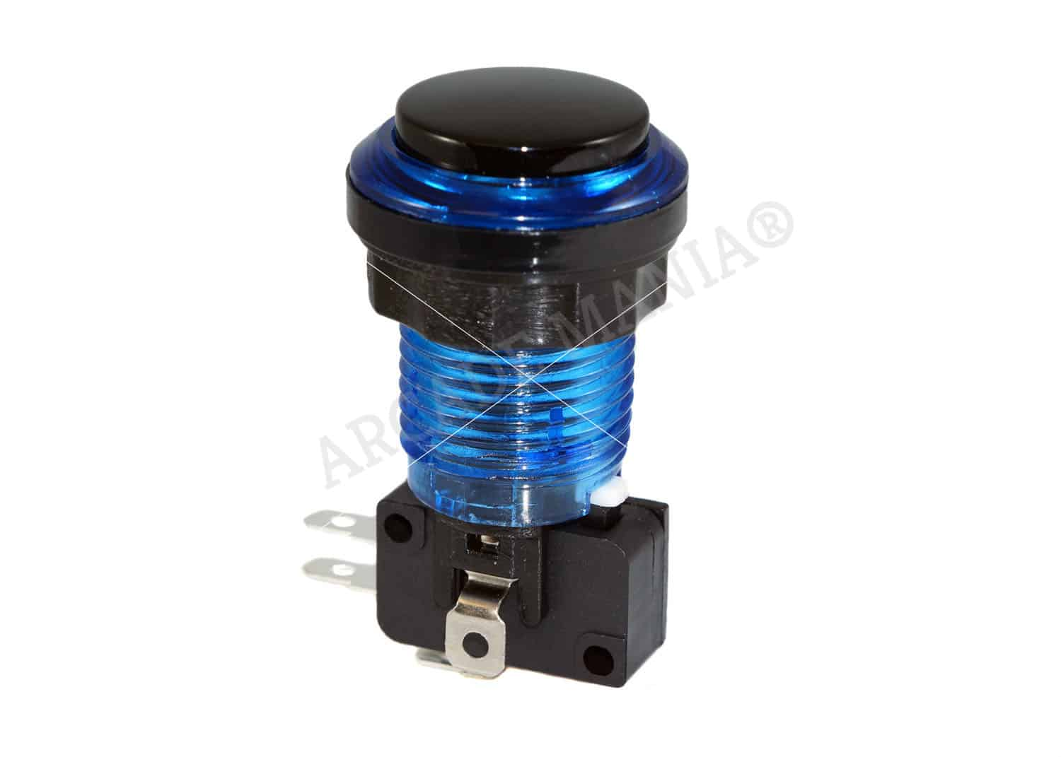 Image of Blue Eclipse LED Button