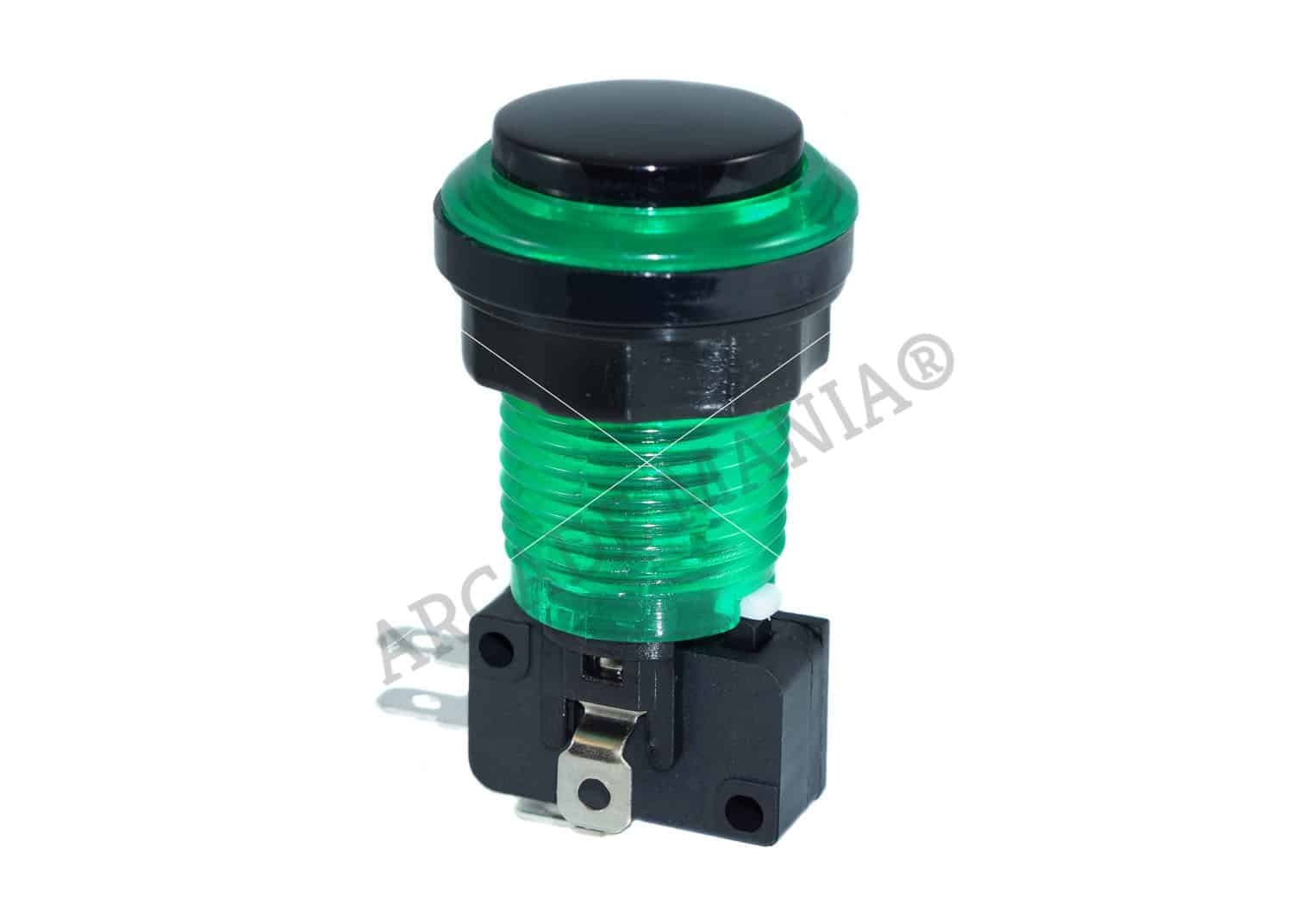 Image of Green Eclipse LED Button