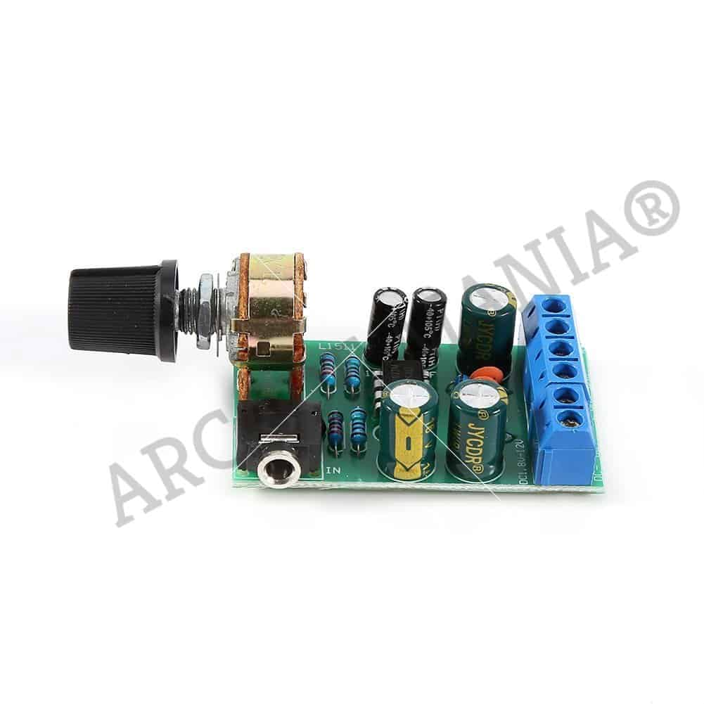 Image of Amplifier 2.0 Channel Stereo Module