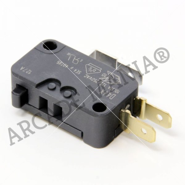 Image of D44X Cherry Button Microswitch with 4.8mm Terminals