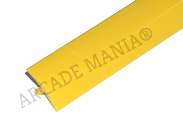 Yellow 3 Quarter Inch T-Molding 19.5mm Trim Image