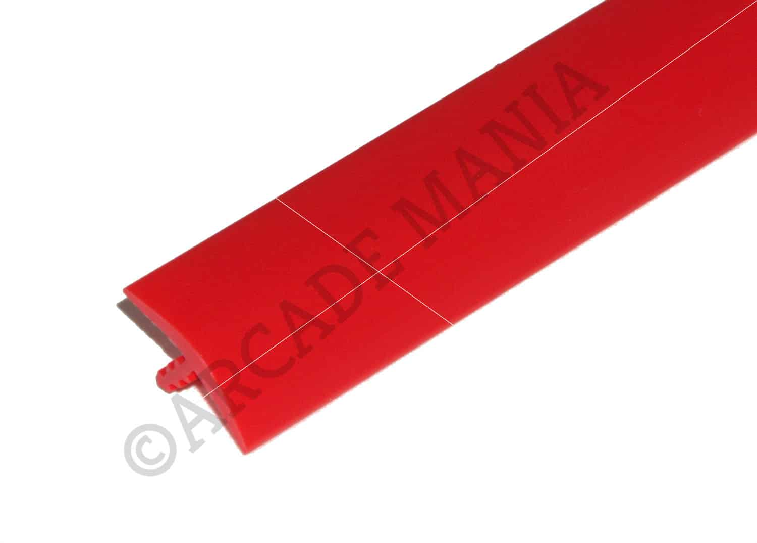 Red 3 Quarter Inch T-Molding 19.5mm Trim Image