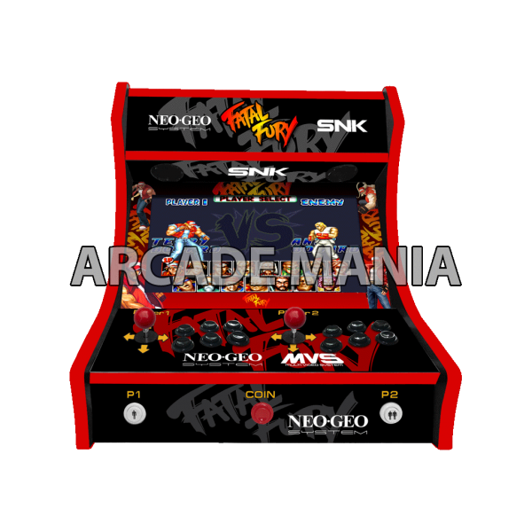 Image of Fatal Fury Bartop Arcade Machine