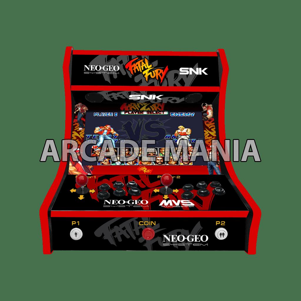 Image of Fatal Fury Bartop Arcade Machine