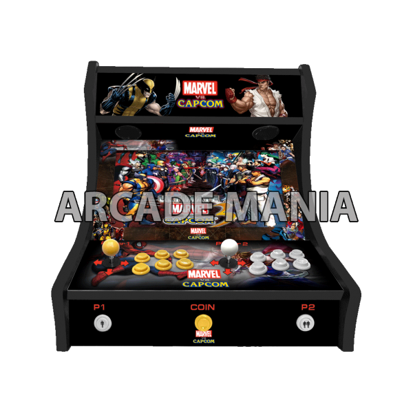 Image of Marvel vs Capcom Bartop Arcade Machine