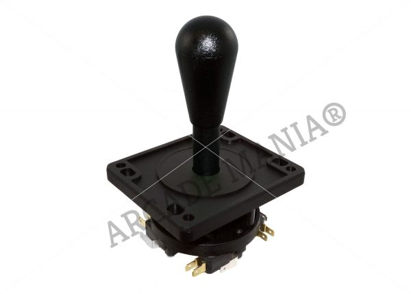 Image of Suzo-Happ Black Joystick