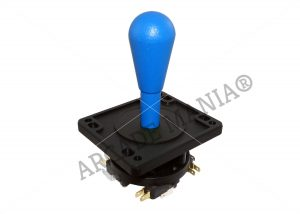 Image of Suzo-Happ Blue Joystick