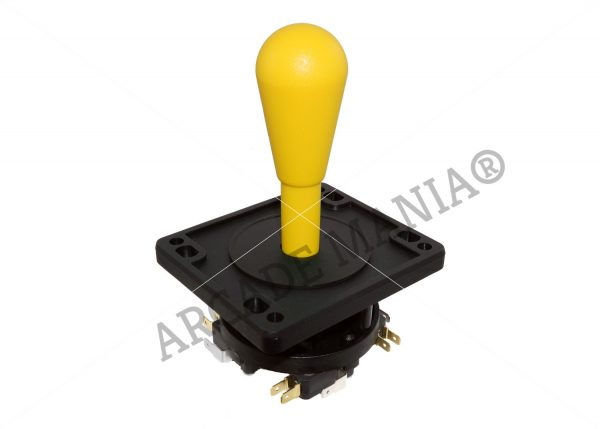 Image of Suzo-Happ Yellow Joystick