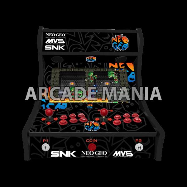 Image of Neo Geo Black Bartop Arcade Machine
