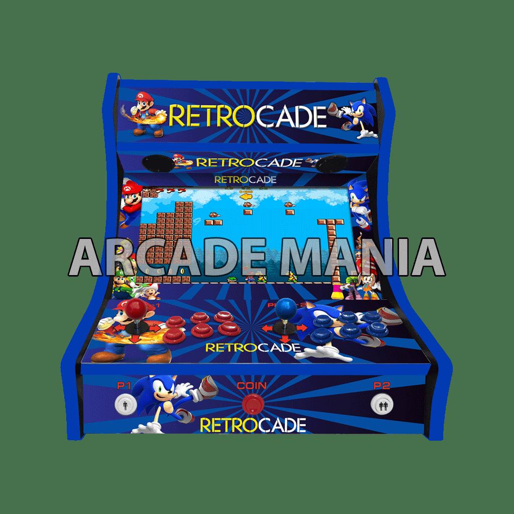 Image of Retrocade Bartop Arcade Machine