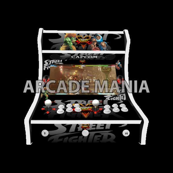 Image of Street Fighter Bartop Arcade Machine